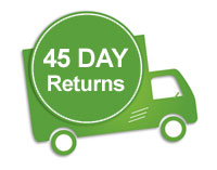 45 day return policy